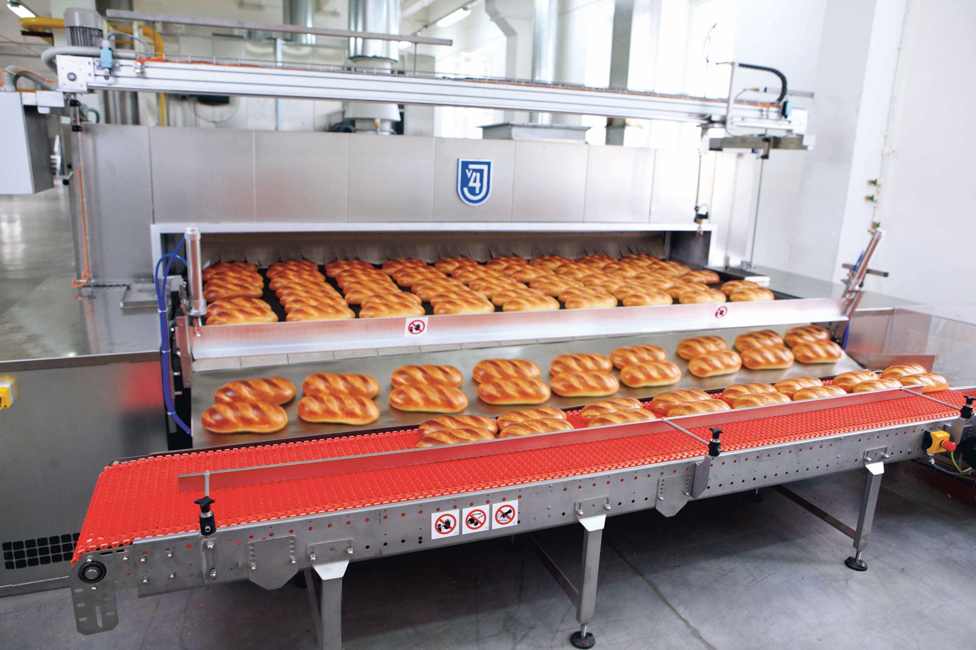 Тверской хлебзавод вышел на европейский рынок